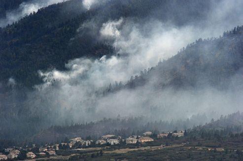 Les incendies dans le Colorado font une première victime