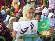 """Mauritanie: La jeunesse de la COD """"Mich'al"""" machera après la prière du vendredi pour le départ d'Aziz"""