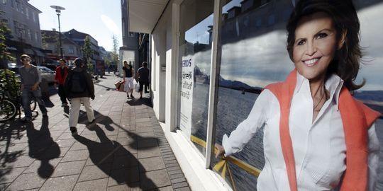 Plus divisée que jamais, l'Islande choisit son président