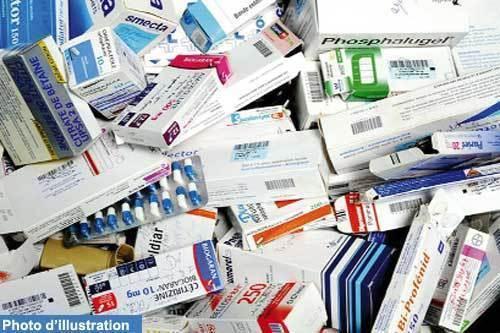 Dakar – keur serigne-bi trois commerçants épingles, une tonne de médicaments saisie
