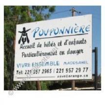 Solidarité/ Pouponnière « Vivre Ensemble » : La prescription du coeur des pharmaciens du Sénégal.