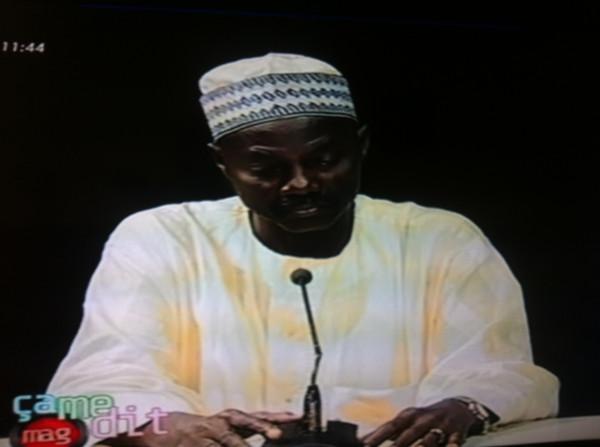 """Thierno Kâ, membre du Cng : """"Des promoteurs nous remettent des chèques en bois ou des faux billets"""""""
