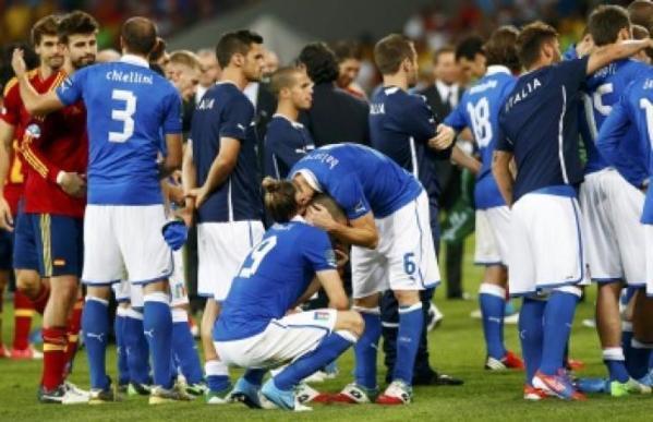 «Italie, merci quand même»