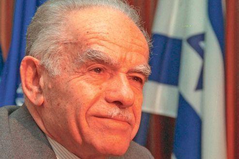 Israël fait des funérailles nationales à Yitzhak Shamir