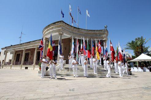 Mis sous tutelle de l'Europe, Chypre en prend la présidence
