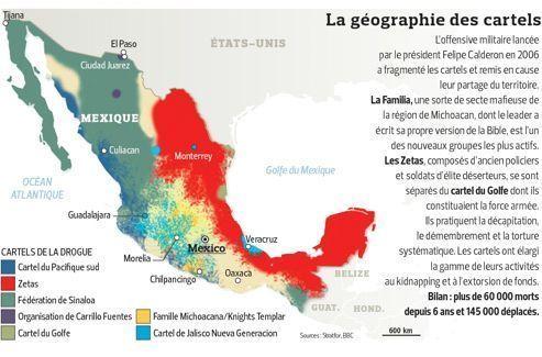 À Veracruz, les journalistes cibles des cartels mexicains