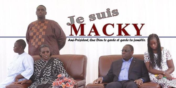 FORCE-COVID-19 : Macky a remis 50 millions, la Présidence 200 millions de Fcfa...