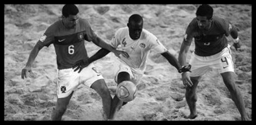 12e Homme…Ngalla Sylla, professeur d'EPS et footballeur