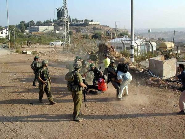 Un enfant de 9 ans battu par des policiers israéliens