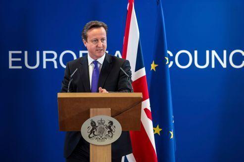 Cameron tenté par un référendum sur l'UE