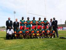 CAN rugby : les Lions jouent contre les Namibiens, mercredi
