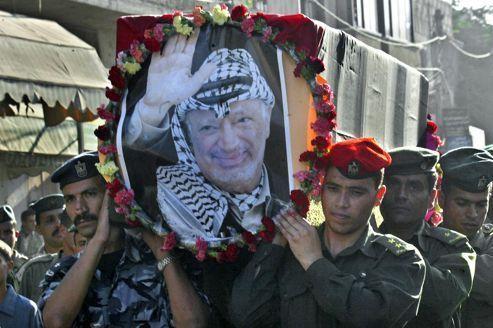 Arafat : la théorie de l'empoisonnement réapparaît