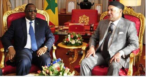 Lutte contre le Covid-19 : le Roi du Maroc propose à Macky Sall une réponse concertée entre quelques pays amis