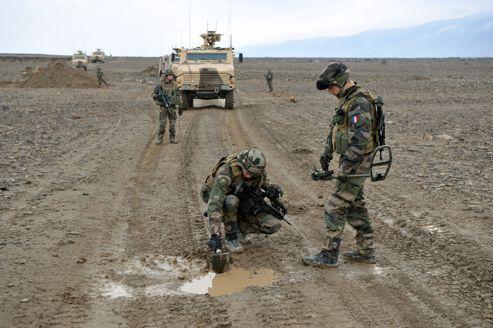 Kapissa : le retrait français d'Afghanistan inquiète l'Otan