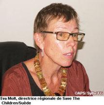 Protection des droits de l'enfant : la directrice de Save The Children relève le rôle des forces de sécurité
