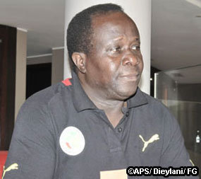 Joseph Koto a qualifié le Sénégal à deux reprises