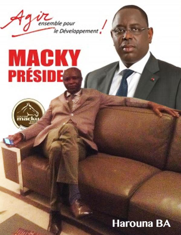 Harouna Dia désigné président d'honneur de l'Union sportive de Matam