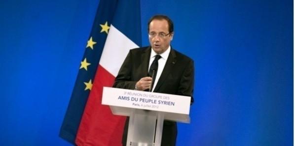 SYRIE. Hollande en appelle à Moscou