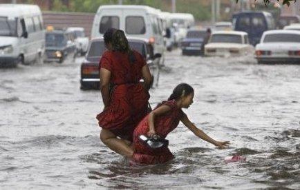 Russie: des inondations font 53 morts