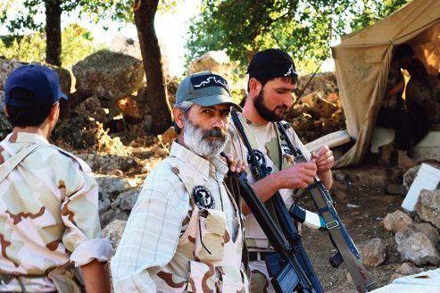 Syrie : ASL, une armée rebelle en train de se structurer