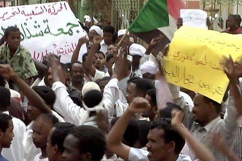 Au Soudan, les prémices d'un printemps arabe