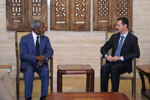 Syrie : Annan prolonge sa mission de la dernière chance