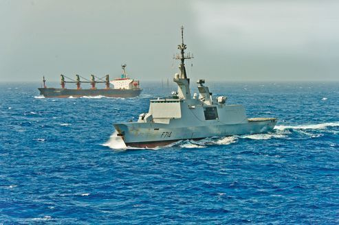 Océan Indien : les pirates sur la défensive