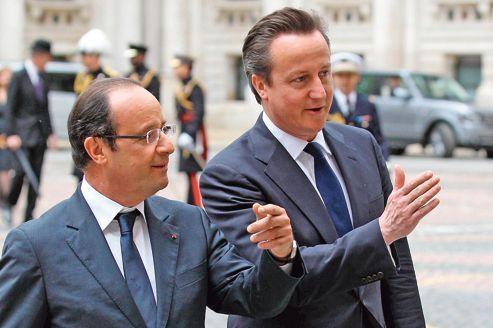 Hollande veut une Europe à plusieurs vitesses