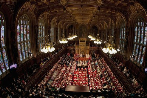 David Cameron recule sur la réforme des Lords