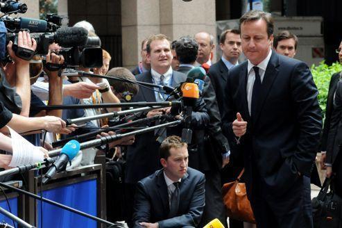 Le Royaume-Uni au risque de la marginalisation en Europe