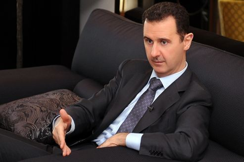 Syrie : Bachar el-Assad prône une désescalade
