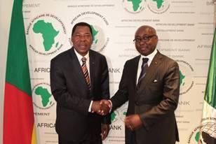 Le Président Yayi Boni salue l'exemplarité de la coopération de son pays avec la BAD