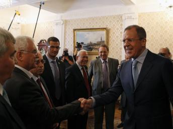 L'opposition syrienne repart de Moscou sans avoir pu faire infléchir la position russe
