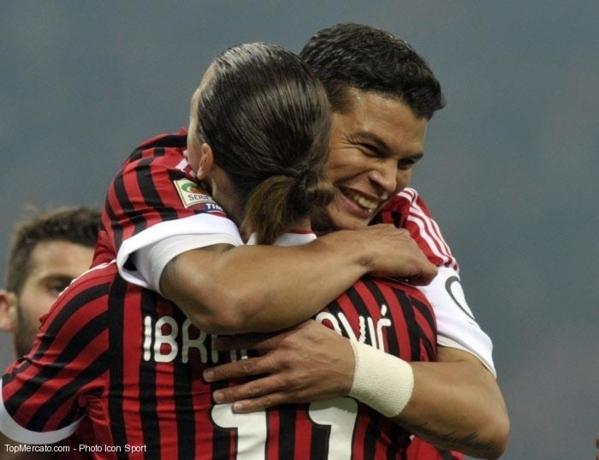 Milan prêt à céder Ibra et Thiago Silva au Psg !