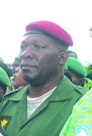Affaires béret rouge / Le colonel Abidine Guindo arrêté