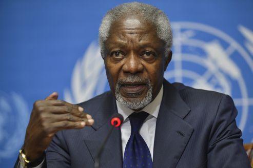 Syrie : l'ONU planche sur une nouvelle résolution