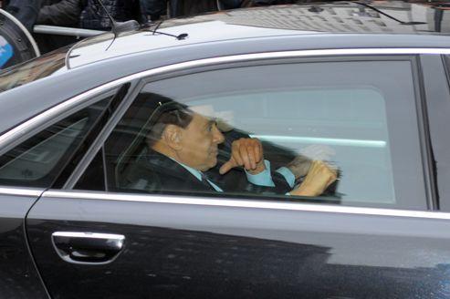Silvio Berlusconi veut revenir sur la scène politique