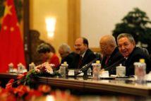 Castro fait ses emplettes chez ses vieux alliés