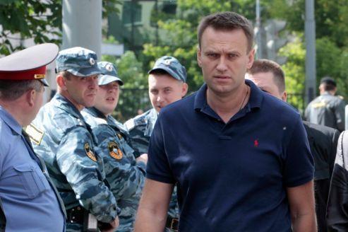 Le subtil harcèlement policier des opposants russes