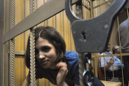 La justice russe poursuit les Pussy Riot pour blasphème