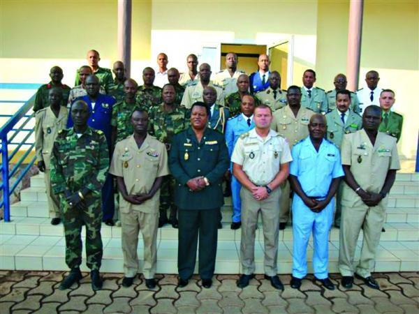 Mission d'évaluation technique de la Cédéao / L'intervention militaire en préparation