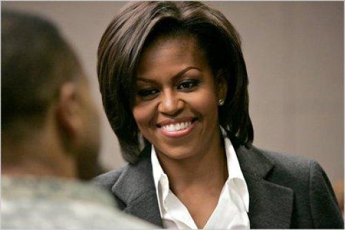 Un policier aurait menacé de mort Michelle Obama