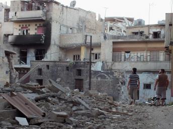 (AUDIO)Syrie : massacre à Treimsa, le Conseil de sécurité encore divisé