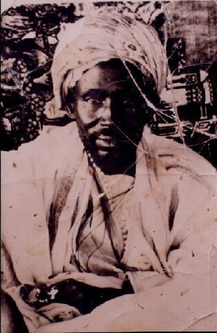 SERIGNE MODOU MAÏ MBACKE (premier khalif)  Serigne Masamba Mbacke