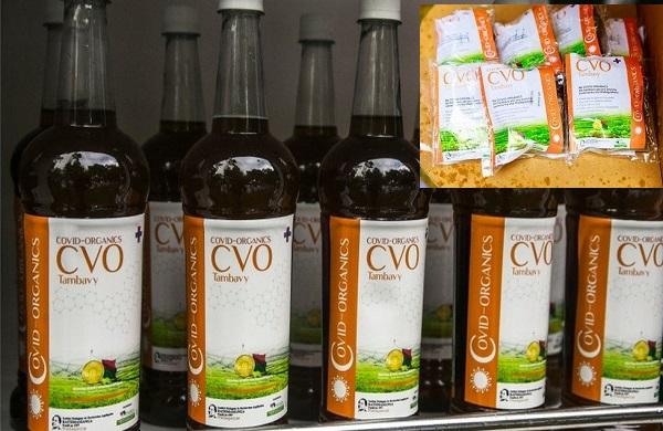 Solutions contre le COVID: C'est quoi encore ce Covid-organics commandé par Macky Sall au Madagascar ?