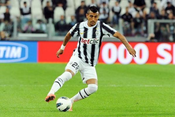 Le PSG a proposé 25 ME sur Vidal, la Juve dit non