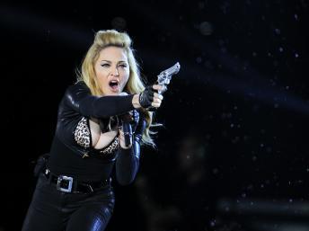 Le Front national va déposer plainte pour injure contre Madonna