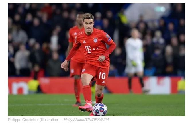 Bayern Munich: Le milieu de terrain Philippe Coutinho opéré d'une cheville