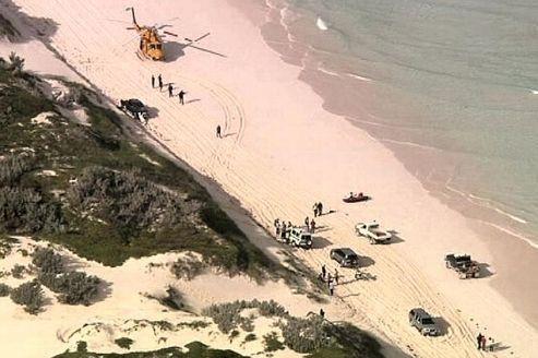 Un jeune surfeur dévoré par un requin en Australie