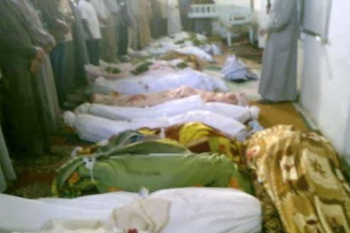 Damas dément les accusations de massacre à Treimsa
